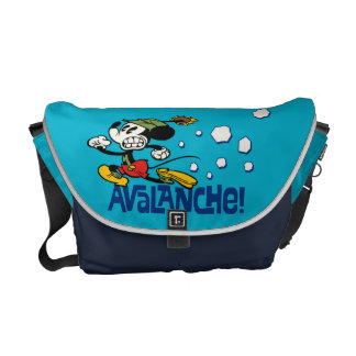 ¡Mickey - avalancha! Bolsas De Mensajería