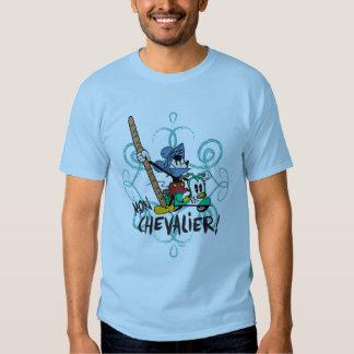 ¡Mickey - Chevalier de lunes! Playeras