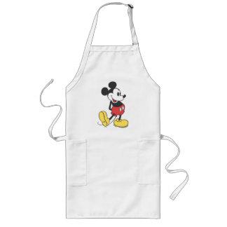 Mickey clásico delantal largo