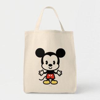 Mickey clásico el | Cuties Bolsa Tela Para La Compra