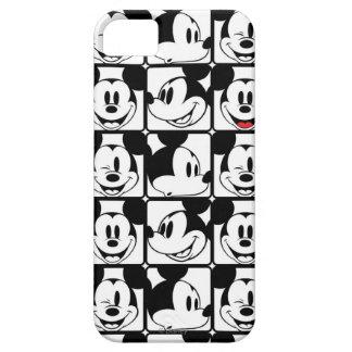 Mickey clásico hace frente iPhone 5 cobertura