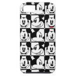 Mickey clásico hace frente iPhone 5 Case-Mate fundas