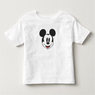 Mickey clásico hace frente remera