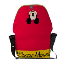 Mickey Courier Bags at Zazzle