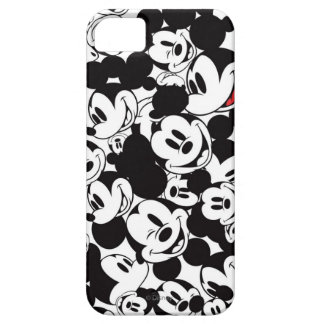 Mickey Crowd Pattern iPhone 5 Cover