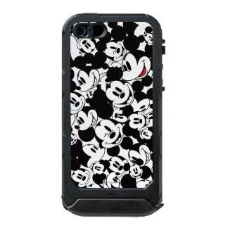 Mickey Crowd Pattern Incipio ATLAS ID™ iPhone 5 Case