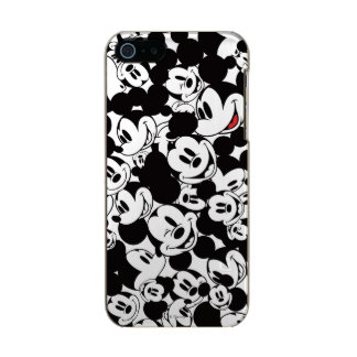 Mickey Crowd Pattern Incipio Feather® Shine iPhone 5 Case