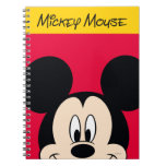 Mickey Cuaderno