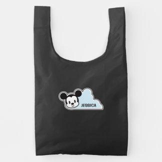 Mickey Cuties Reusable Bag