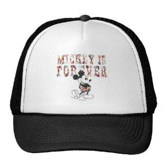 Mickey de moda el   para siempre gorro de camionero