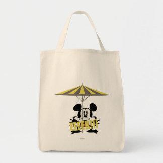 ¡Mickey Eeeek! Bolsa Tela Para La Compra