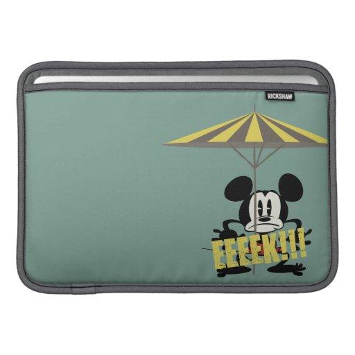 ¡Mickey Eeeek! Fundas MacBook