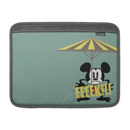 ¡Mickey Eeeek! Fundas Macbook Air