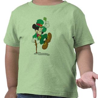 Mickey el Leprechaun Camisetas