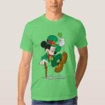Mickey el Leprechaun Playera
