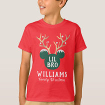 Mickey | Family Christmas - Brother T-Shirt