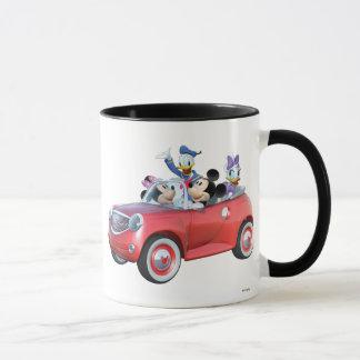 Mickey & Friends | Car Mug