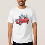 Mickey & Friends   Car T-Shirt