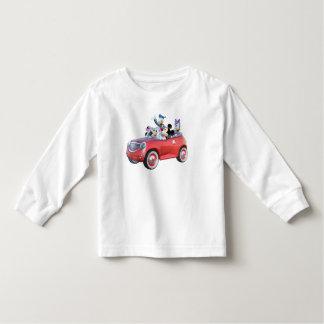 Mickey & Friends   Car Toddler T-shirt