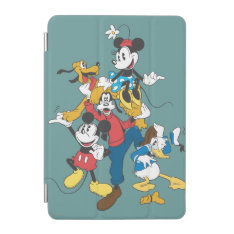 Mickey & Friends | Classic Group iPad Mini Cover at Zazzle