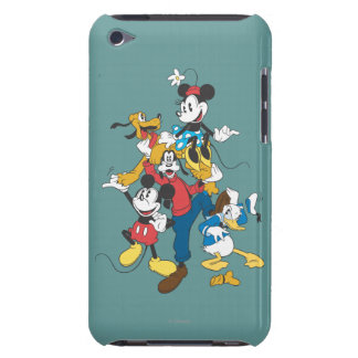 Mickey & Friends | Classic Group iPod Touch Cover