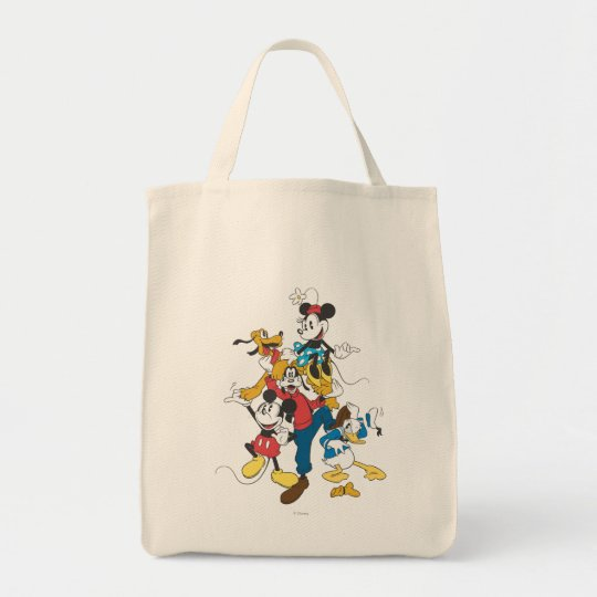 Mickey & Friends | Classic Group Tote Bag