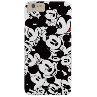 Mickey & Friends | Classic Mickey Pattern Barely There iPhone 6 Plus Case