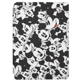 Mickey & Friends | Classic Mickey Pattern Ipad Air Cover at Zazzle