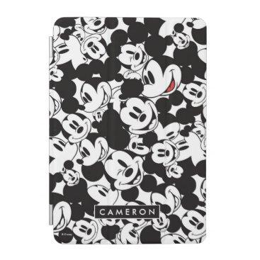 Disney Themed Mickey & Friends | Classic Mickey Pattern iPad Mini Cover