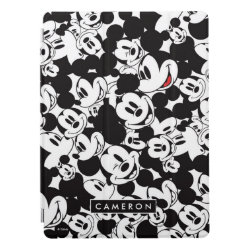 Apple 12.9' iPad Pro Cover with Mickey Mouse Patterns design