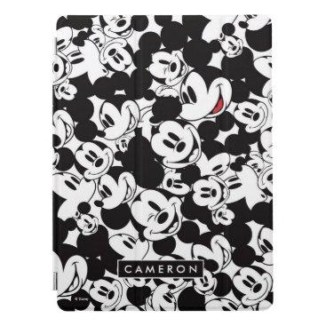 Disney Themed Mickey & Friends | Classic Mickey Pattern iPad Pro Cover