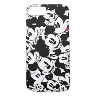 Mickey & Friends | Classic Mickey Pattern iPhone 7 Case