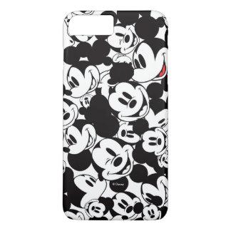 Mickey & Friends | Classic Mickey Pattern iPhone 7 Plus Case