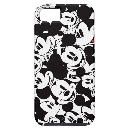 Mickey & Friends   Classic Mickey Pattern iPhone SE/5/5s Case