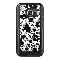 Mickey & Friends | Classic Mickey Pattern OtterBox Samsung Galaxy S7 Case