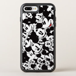 Mickey & Friends | Classic Mickey Pattern OtterBox Symmetry iPhone 8 Plus/7 Plus Case
