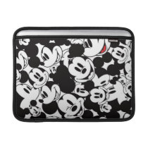Mickey & Friends | Classic Mickey Pattern Sleeve For MacBook Air