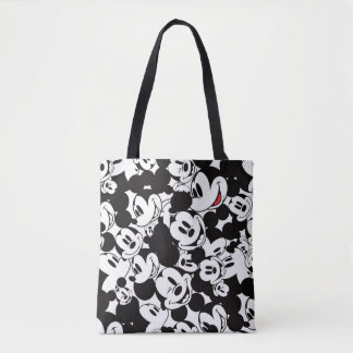 Mickey & Friends | Classic Mickey Pattern Tote Bag