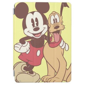Mickey & Friends   Classic Mickey & Pluto iPad Air Cover