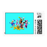 Mickey & Friends   Clubhouse Stamp