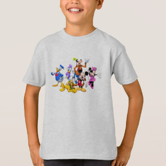 Mickey & Friends | Clubhouse T-Shirt