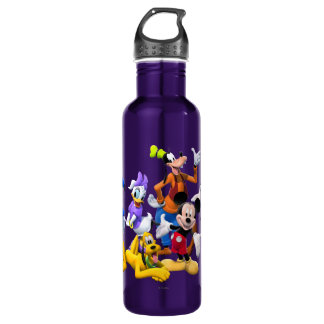 Mickey & Friends | Clubhouse Water Bottle
