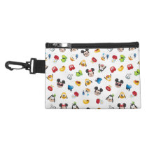 Mickey & Friends Emoji Pattern Accessory Bag