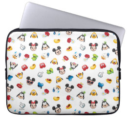 Mickey & Friends Emoji Pattern Computer Sleeve
