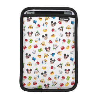 Mickey & Friends Emoji Pattern iPad Mini Sleeve
