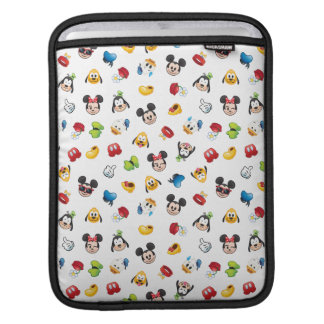 Mickey & Friends Emoji Pattern iPad Sleeve