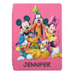 Apple 12.9' iPad Pro Cover with Disney: I Love California design