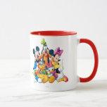 Mickey & Friends   Fab Five Mug