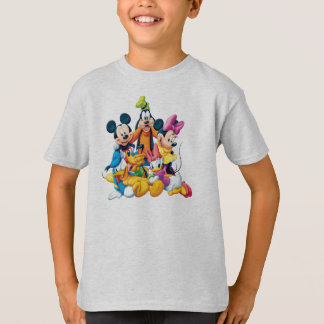 Mickey & Friends | Fab Five T-Shirt