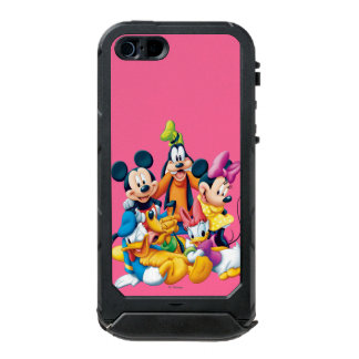 Mickey & Friends | Fab Five Waterproof iPhone SE/5/5s Case